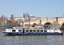 River cruise in Budapest