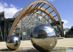 Sheffield Millennium Square