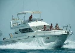 45 Foot Fly Cruiser Yacht