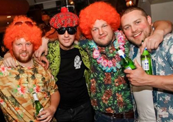 Stag Party in Fancy Dress