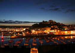 Torquay by Night