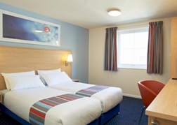 Travelodge Manchester Piccadilly Twin Room