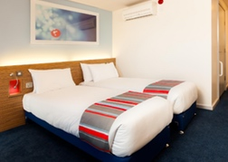 Travelodge North Wales Twin Room