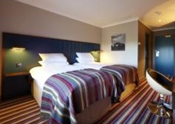 Village Hotel Blackpool Twin Room