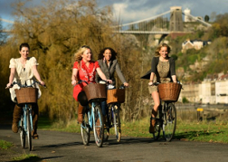 A Hen Party on a Vintage Bike Activity