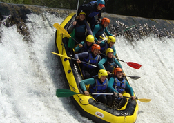 White Water Rafting Valencia