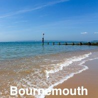 Bournemouth Sandy Beach