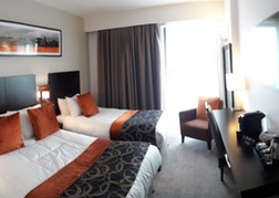 Clayton Hotel Cardiff Triple Room