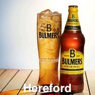 Hereford Bulmers Cider