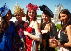 Ascot Horse Racing Hen Party