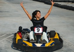 Hen Race Karting