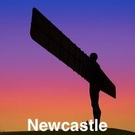 Newcastle Angel of the North