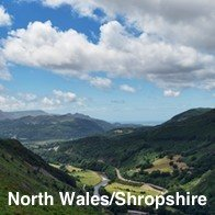 North Wales/Shropshire Landscape