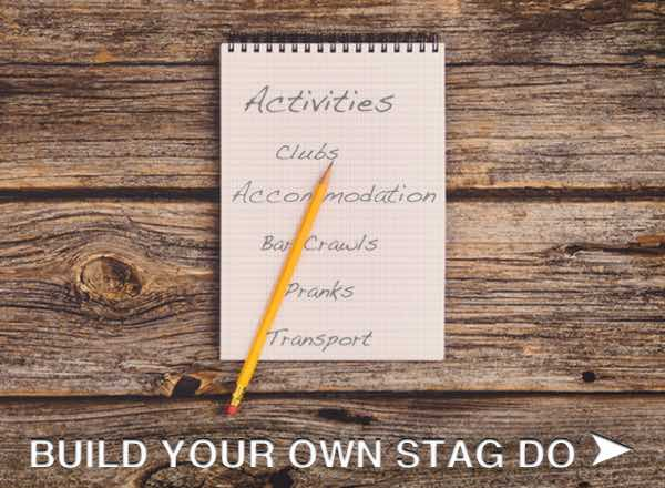 4 Ideas To Build a stag do