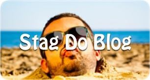 Image of the stag do blog homepage