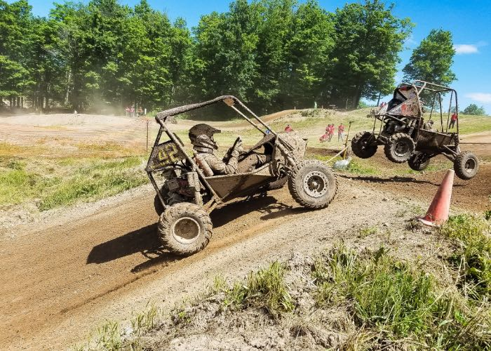 stag do ideas dirt buggies